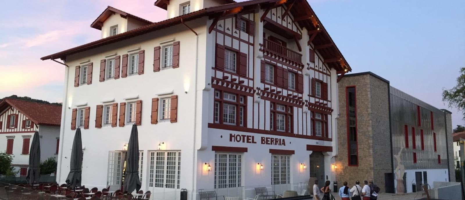 Hotel-Berria-Hasparren