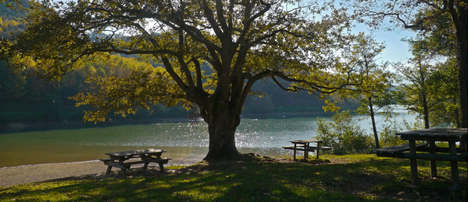Lac de St ee