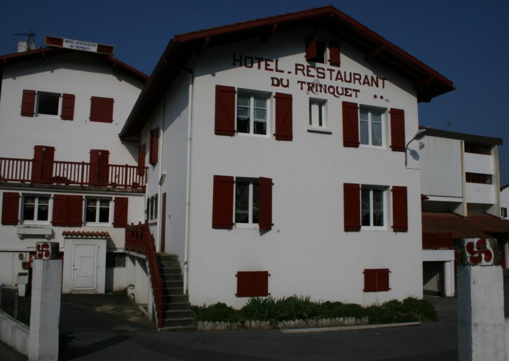 Trinquet - Hôtel