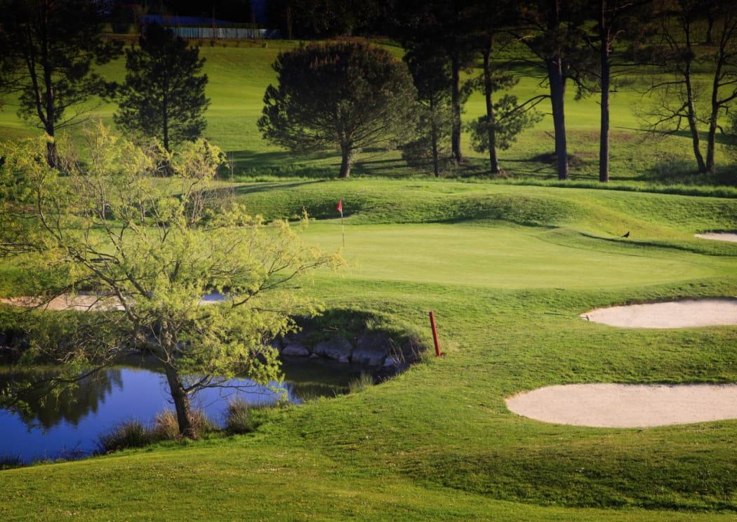Golf  - Parcours