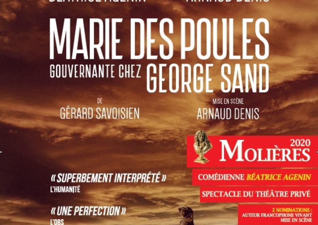 Marie des Poules Biarritz