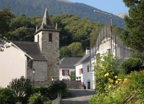 Eglise de Larrau 64