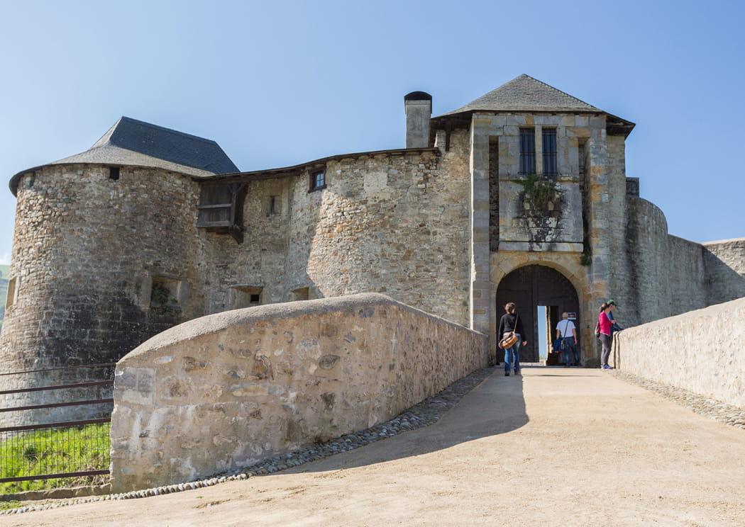 chateau-fort-mauleon