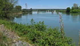 Le pont d'Urt