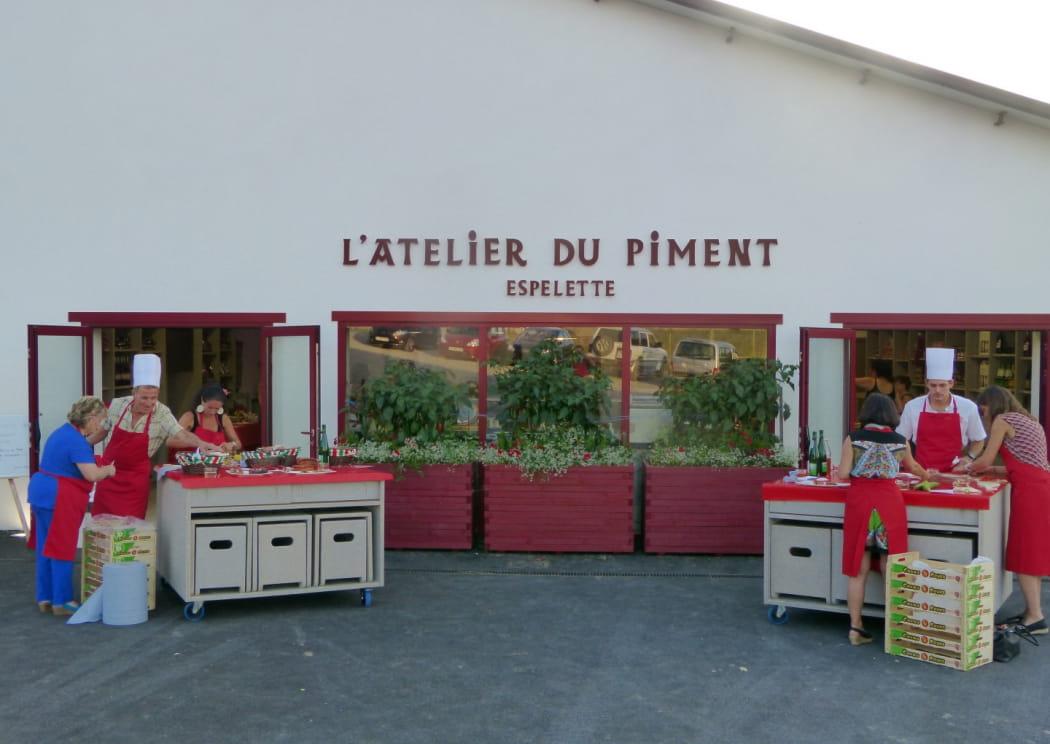 © Atelier du Piment