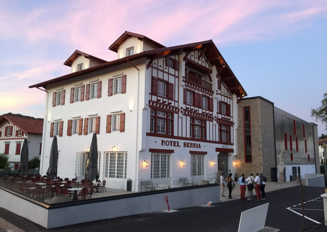 © Hôtel Berria