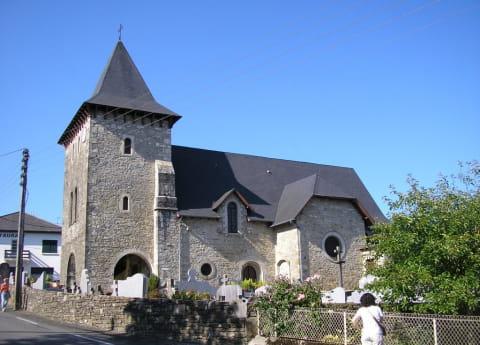 Eglise de Musculdy_Igor Bikandi_panoramio