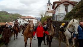 traversée urepel à cheval